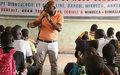 MINUSCA: la prévention de l'exploitation et des abus sexuels commence aussi à l'école