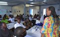 "Anti-SEA Champions in UNMIL - ""Together We Stand Against SEA"""