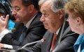 Les États Membres réaffirment leur engagement pour prévenir l'exploitation et les abus sexuels et soutenir les victimes